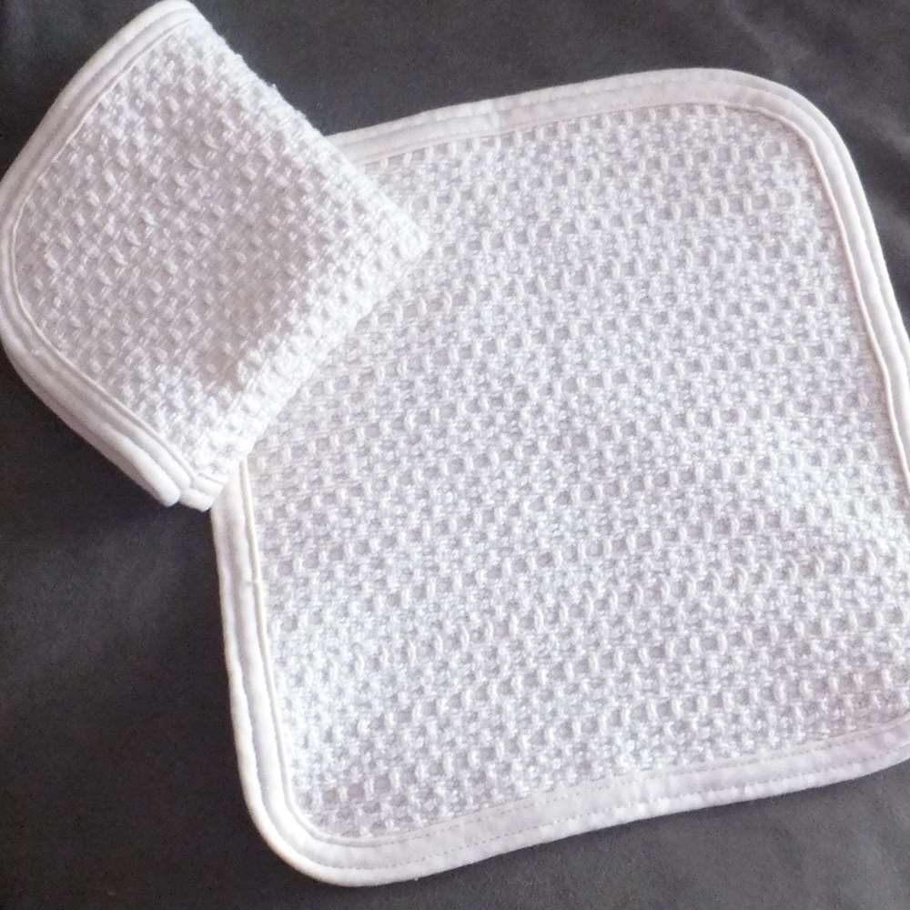 Organic Cotton Baby Wascloth