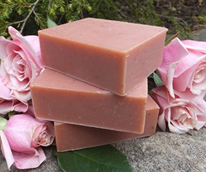 Natural Organic Complexion Soap