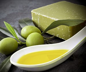 Natural Organic Olive Oil Soap