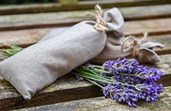 Organic Lavender Bath Tea