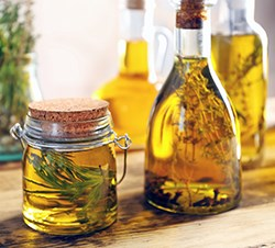 Natural Organic Herbal Hair Oils