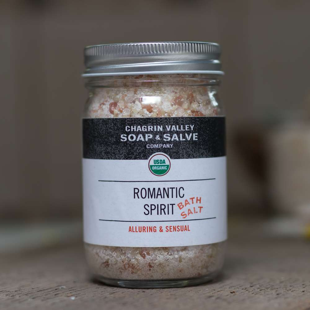 Natural Skin Care Bath Salts