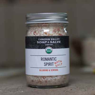 Bath Salt: Romantic Spirit
