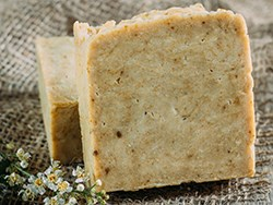 Natural Organic Goat Milk Soap