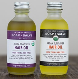 Natural Organic Hair Oil