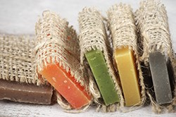 Natural Organic Shampoo Bar Samples