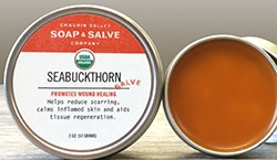 Natural Sea Buckthorn Rosacea Cream Salve