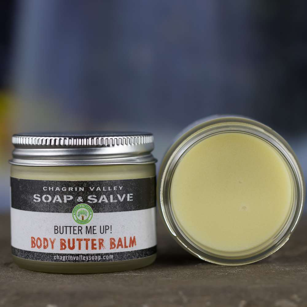 Natural Organic Illipe Butter Body Balm Cream