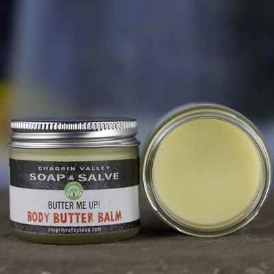 Body Balm:  Butter Me Up