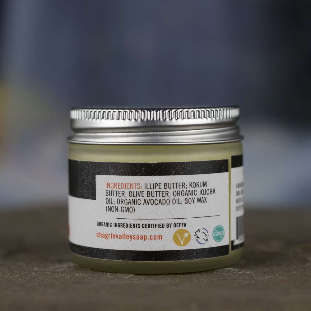 Natural Organic Body Balm Cream