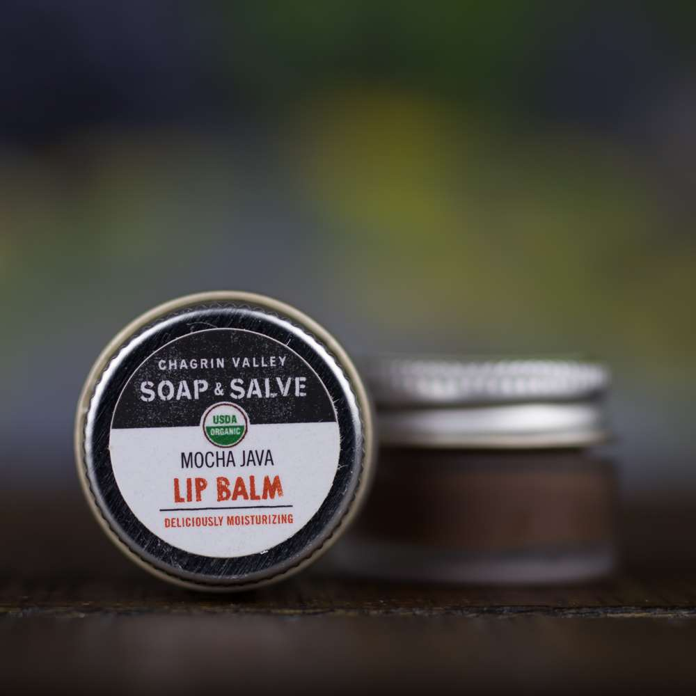 Natural Organic Mocha Java Lip Butter Balm