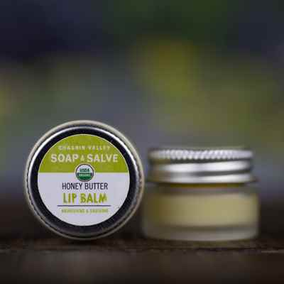 Lip Balm: Honey Butter