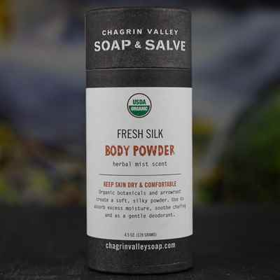 Body Powder: Sage Herbal Mist