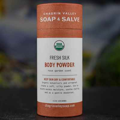 Body Powder: Rose Garden