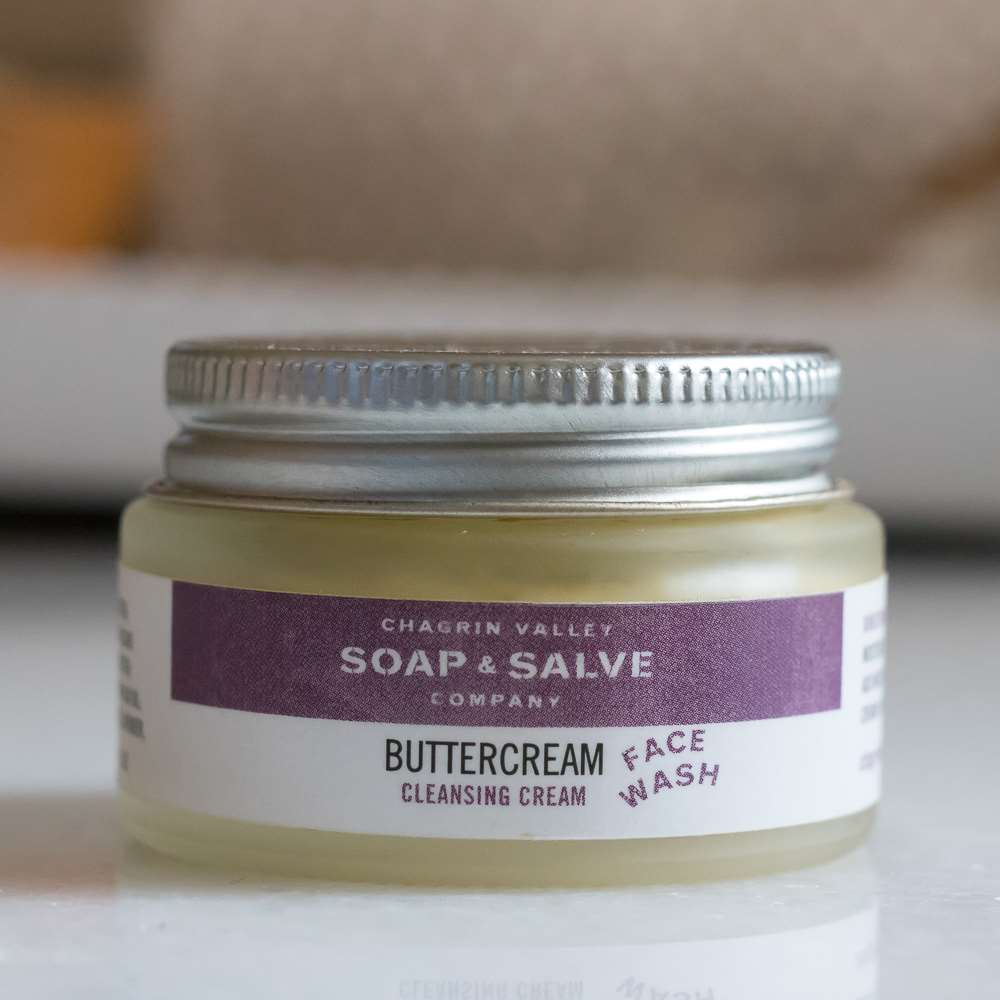 Natural Organic Buttercream Cleansing Cream