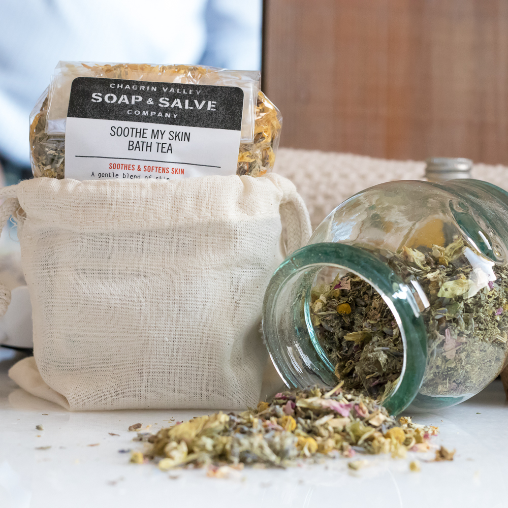 animal cruelty free product image - Bath Tea: Soothe My Skin