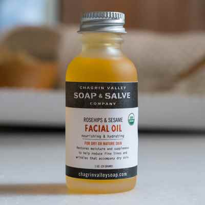 Facial Oil: Rosehips & Sesame