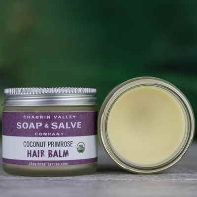 Hair Balm: Coconut Primrose
