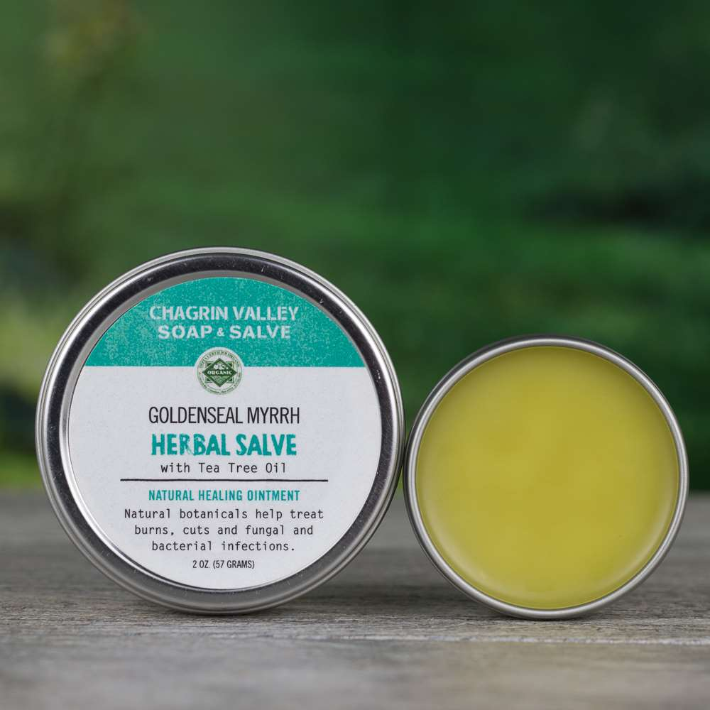 Help Me Choose: Salves | Chagrin Valley Soap