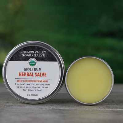 Salve: Nursing Nipple Balm