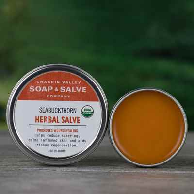 Salve: Sea Buckthorn
