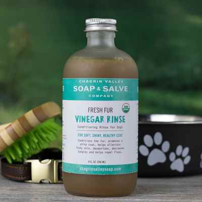 Fresh Fur Cider Vinegar Rinse Concentrate
