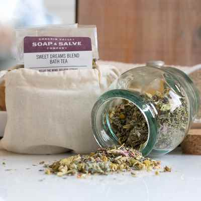 Bath Tea: Sweet Dreams Stress Relief Blend