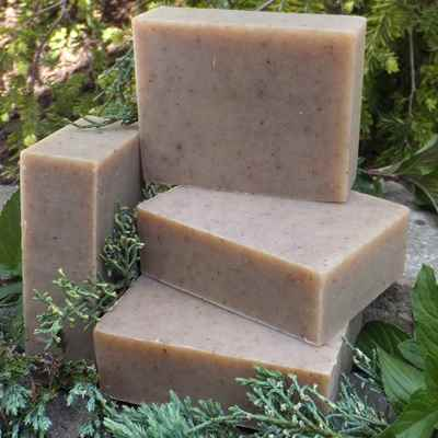 Soap: Juniper Spearmint
