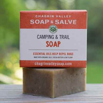 Soap: Camping & Trail Bar