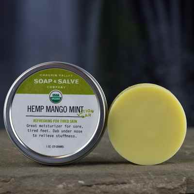 Lotion Bar: Hemp Mango Mint