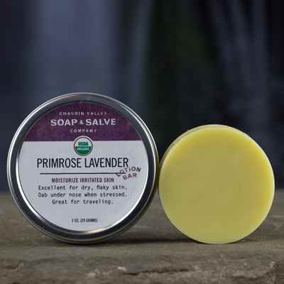 Lotion Bar: Primrose Lavender
