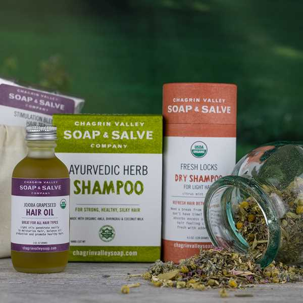 Natural Organic Hair Care