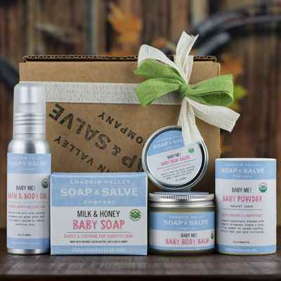 Gift: Natural Baby Skin Care