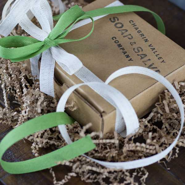 Natural Skin Care Gifts