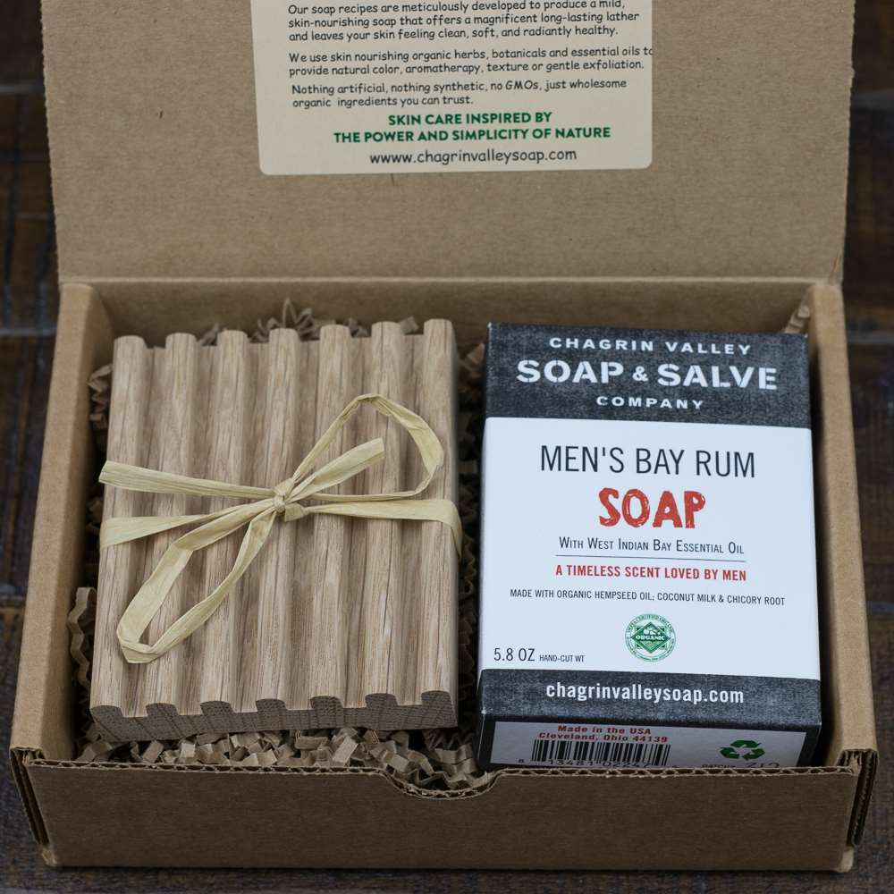 Men's Natural Organic Skin Care Gift