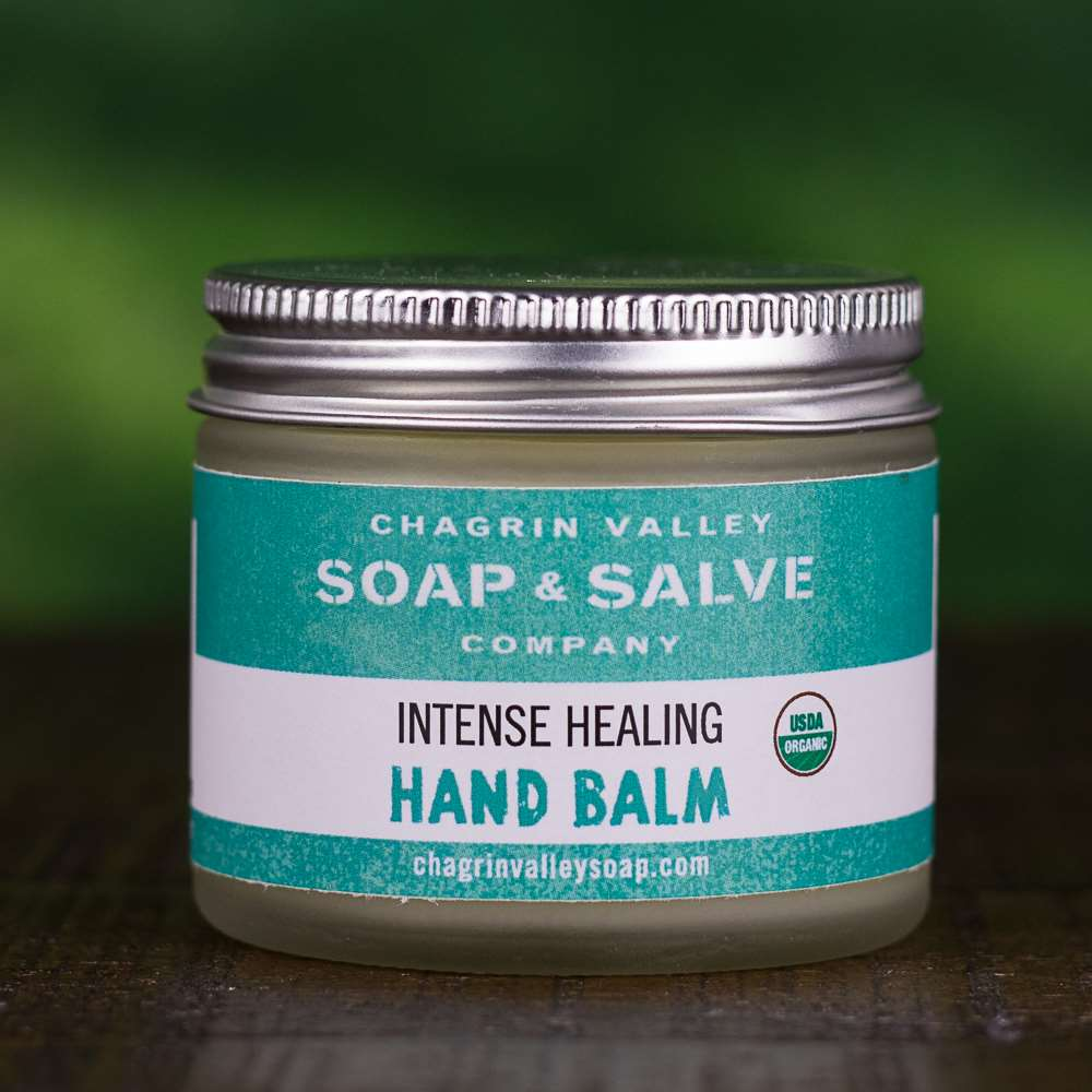 Natural Organic Dry Cracked Hand Balm