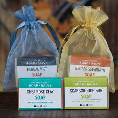 Gift: Natural Soap Party Favors