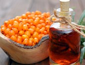 Natural Organic Sea Buckthorn Oil Skin Care