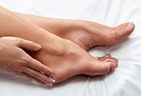 Natural Organic Foot Care