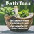 How to Use Bathing Herbs