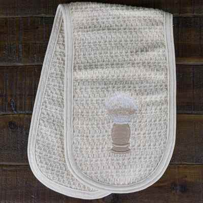 Accessory: Shave Towel Organic Cotton