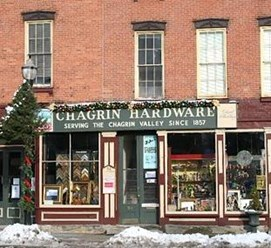 Chagrin Valley Soap Chagrin Hardware