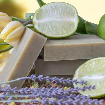 Soap: Springtime Lime