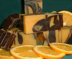Natural-Chocolate-Orange-Soap