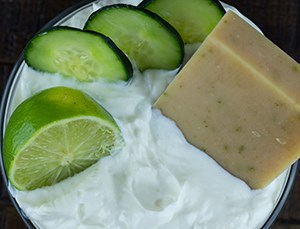Natural-Soap-Cucumber-Lime