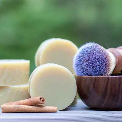 Shaving Soap: Rugged Spice