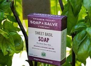 Organic-Natural-Basil-Soap