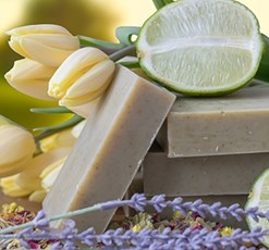 Organic-Natural-Lime-Soap