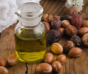 Organic Argan Face Oil Serum