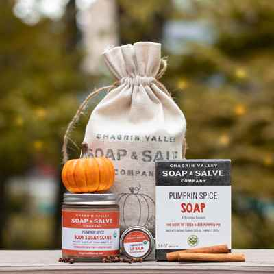 Pumpkin Spice Skin Care Bundle